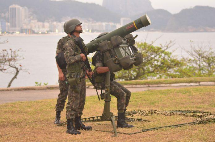 RBS70-Brazil-army