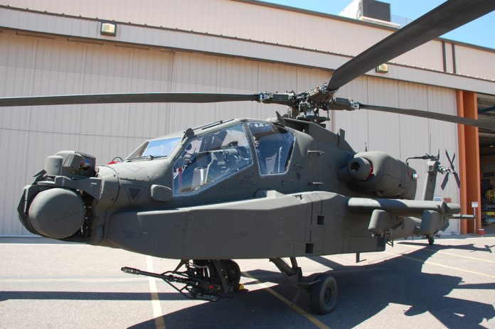 Boeing's new AH-64E Guardian
