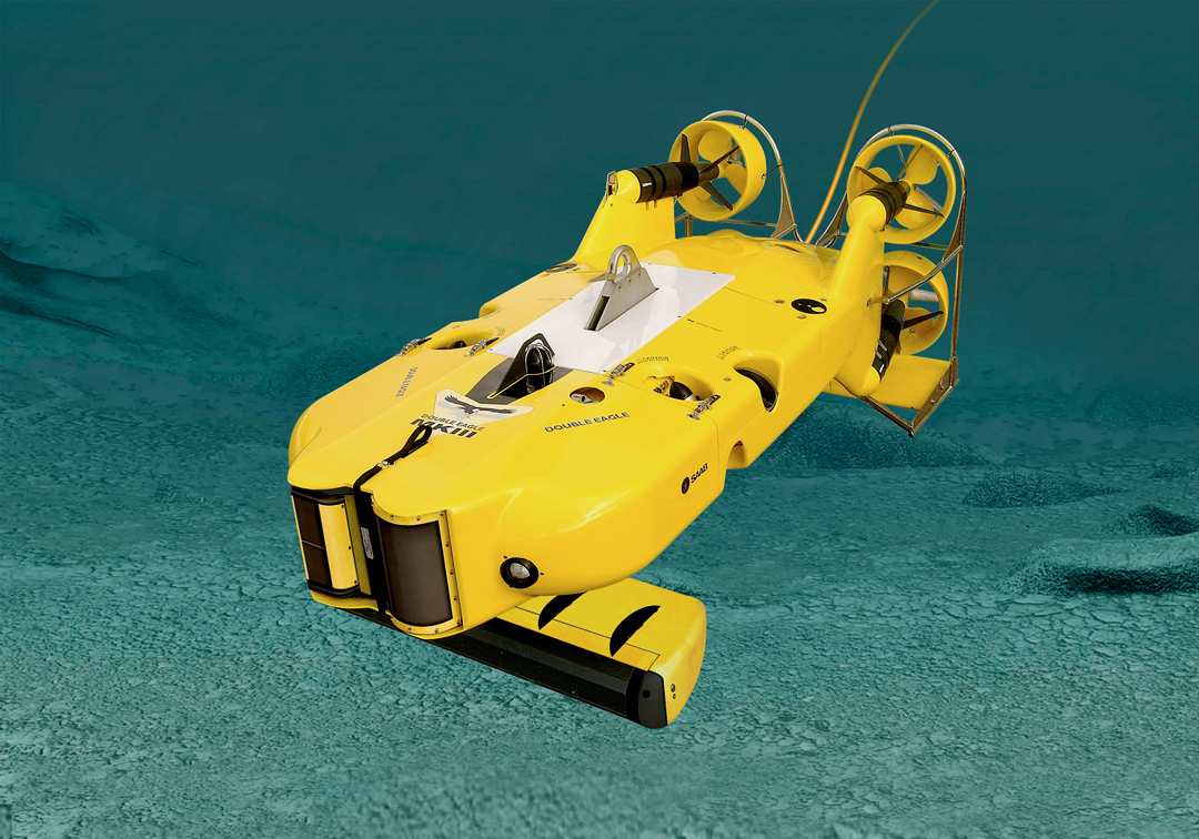 Double Eagle Mk.II/III ROV family