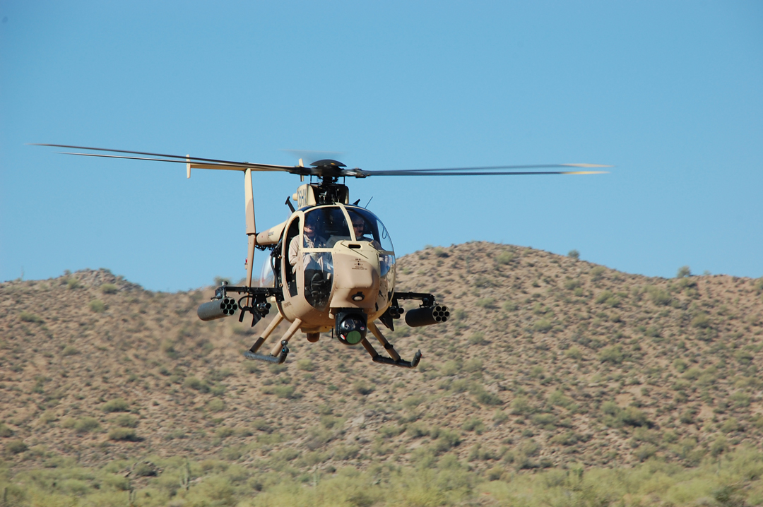 Boeing's AH-6i Little Bird