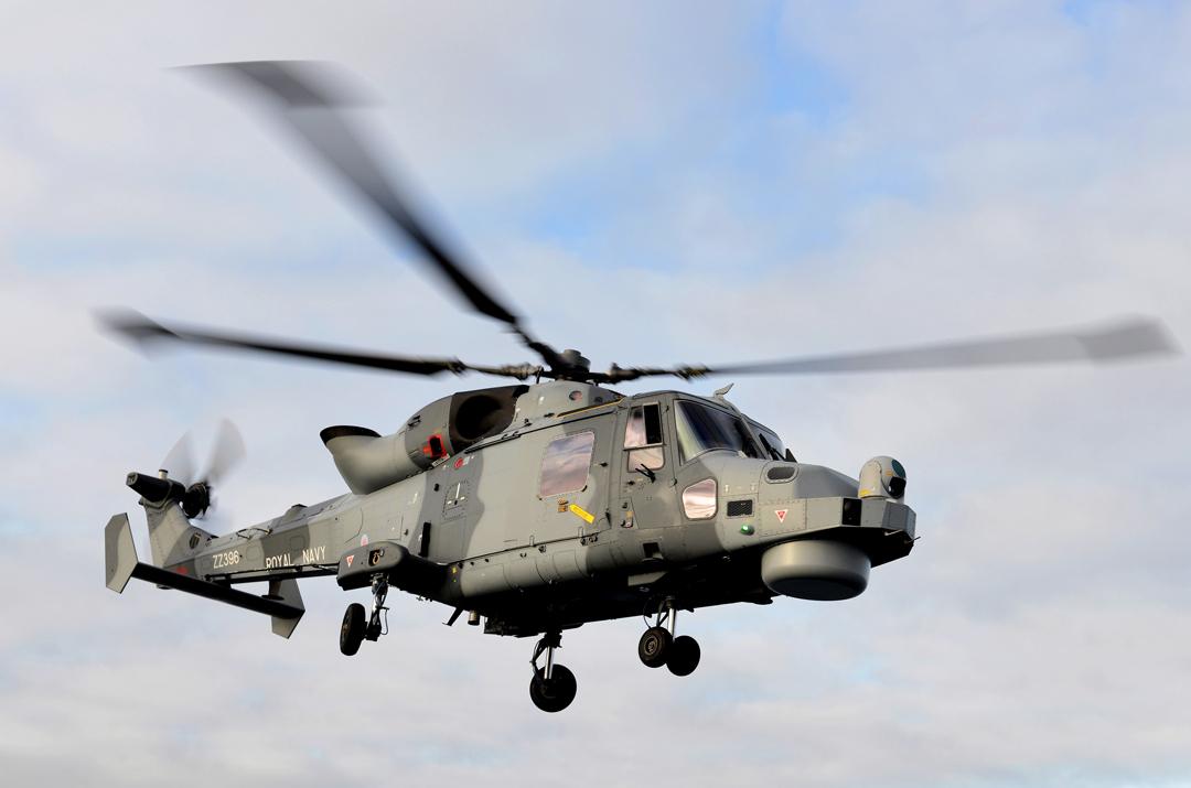 The Royal Navy's HMA.2