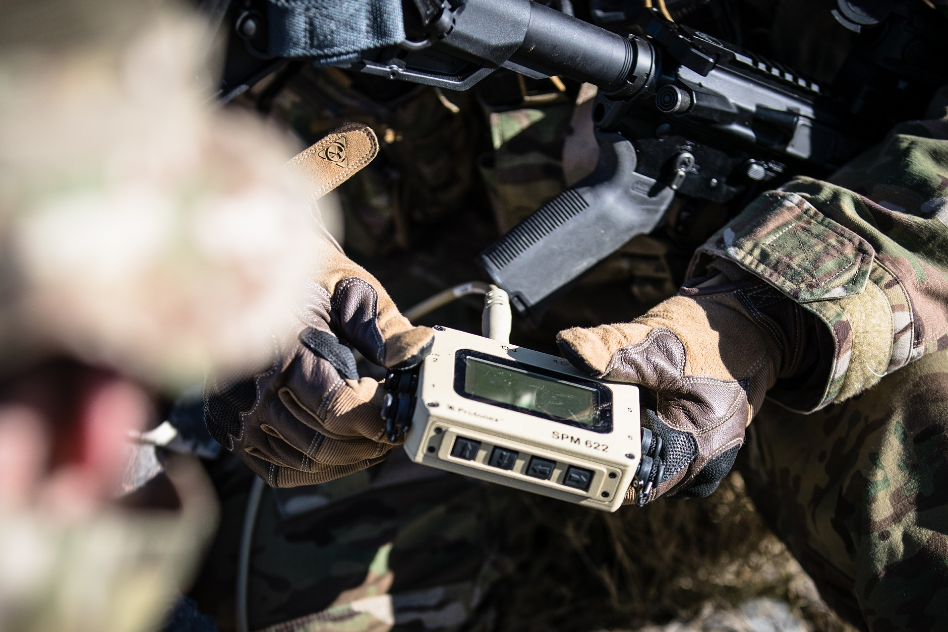 SPM-622 in the field