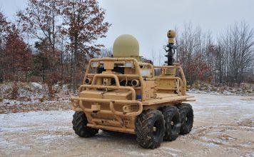 Lockheed Martin Squad Mission Support System