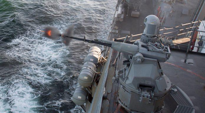 BAE Systems' Mk.38 Mod.3