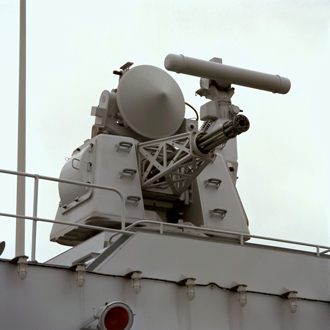 Goalkeeper CIWS for the Royal Dutch Navy