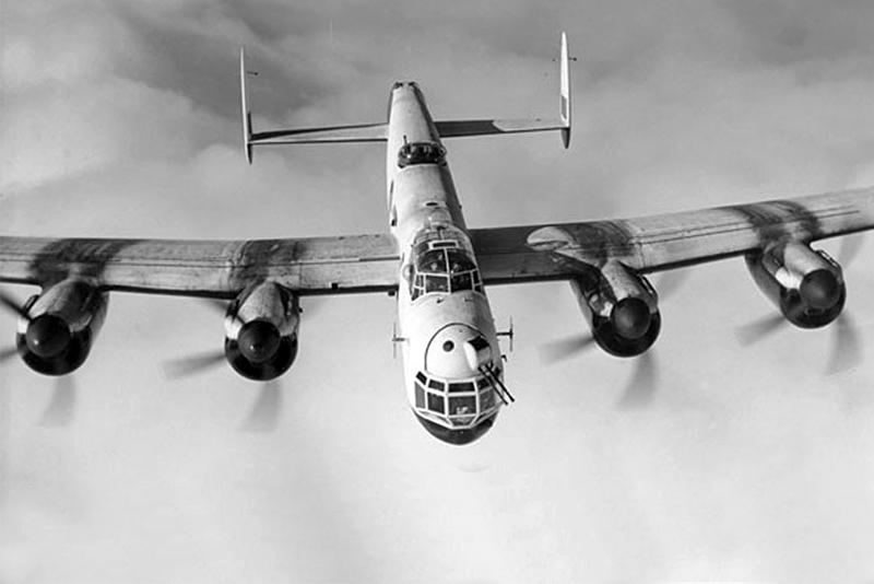 RAF's Avro Lincoln