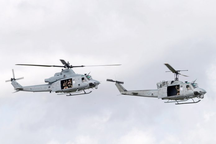 Boeing-Bell-UH-1