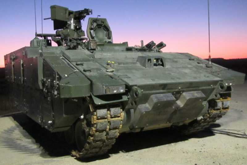 UK MOD Identifies APS Requirements - Armada International
