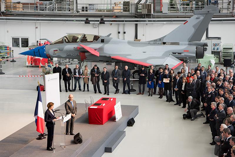 Rafale F4 launched - Armada International
