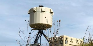 AN/TPQ-49 Radar system