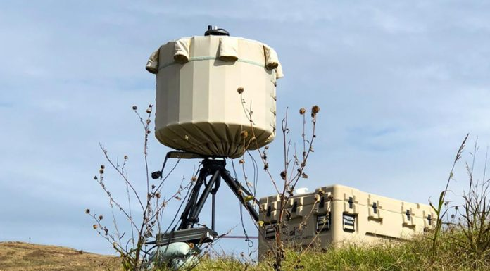 AN/TPQ-49 Radar system