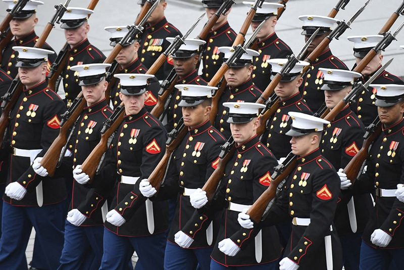 The west coast's largest military exposition will visit Camp
