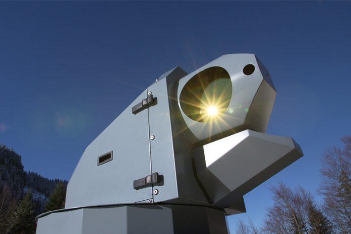 Rheinmetall-laser-weapon-technology