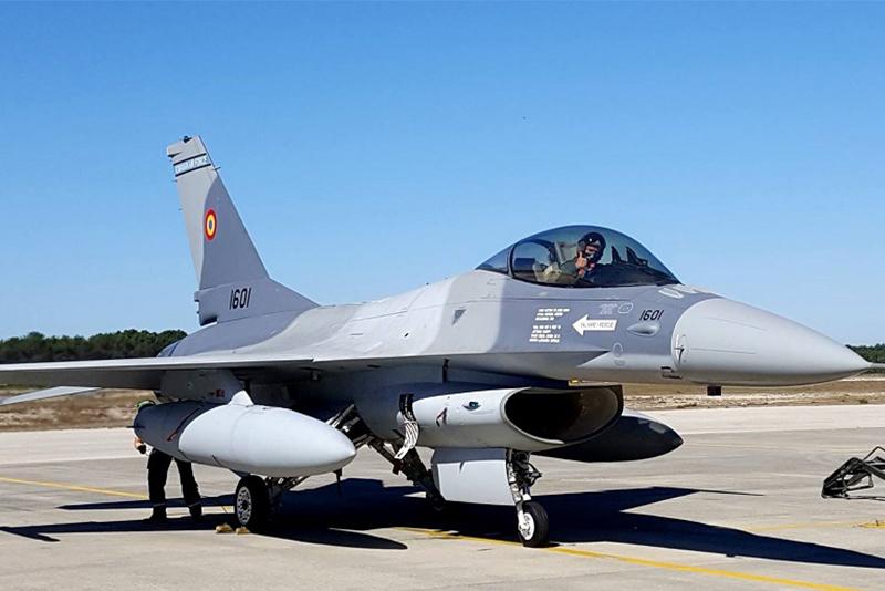 F16 vs mig 21