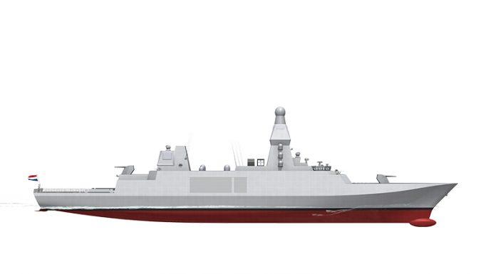 Thales-Dutch-Navy