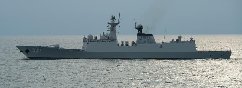 Jiangkai II frigate Xuzhou