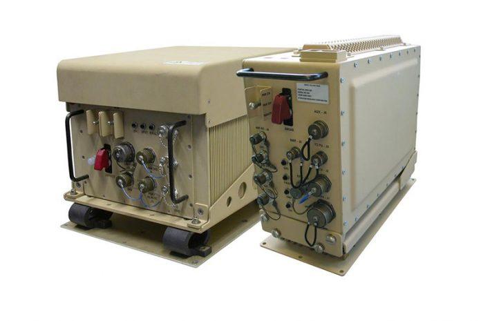 AN/VLQ-12 CREW Duke system