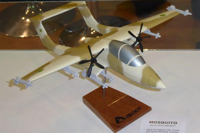 Akaer-Mosquito