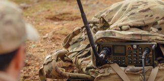 CODAN-Sentry-HF-Manpack-Radio