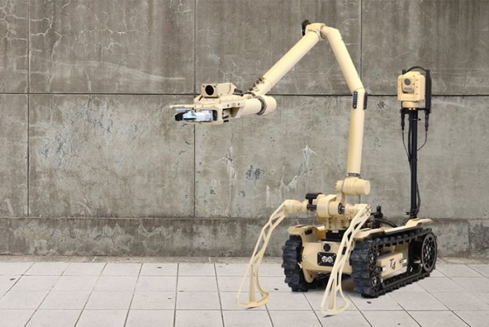 L3Harris-T4-robotic-system