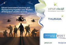 Yahsat-Thuraya-DSEI-2019
