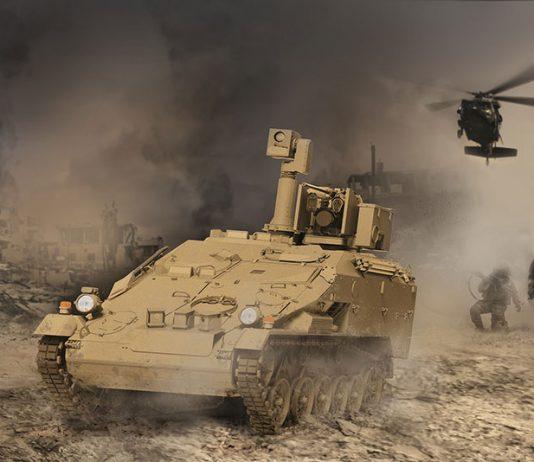 Rheinmetall-Wiesel-Wingman-Combat