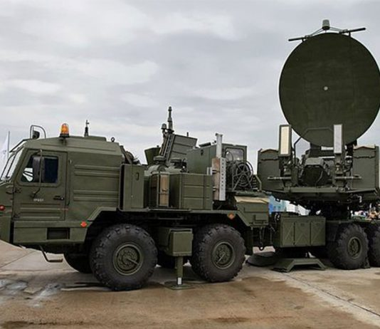 The Il269 mobile jamming system