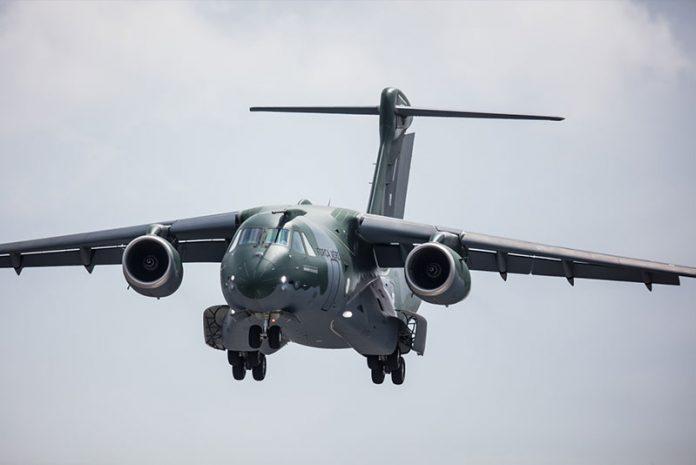 KC-390-Embraer