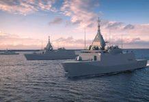 Saab-Finnish-Navy-Pohjanmaa-Class-Corvettes