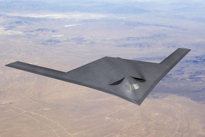 AIR-B21-Bomber
