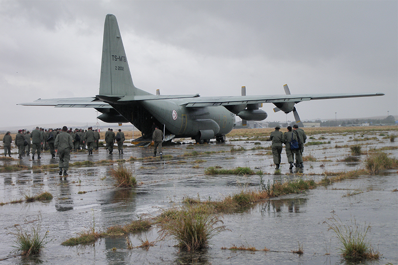 Tunisia-C-130H