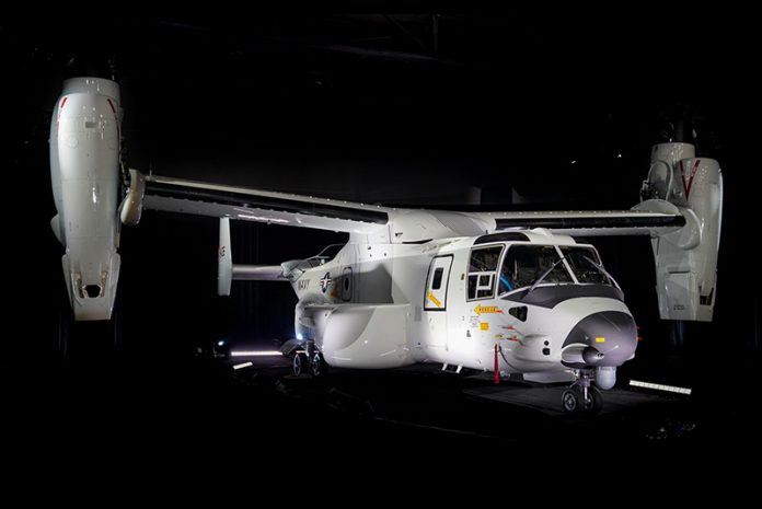 CMV-22-Osprey