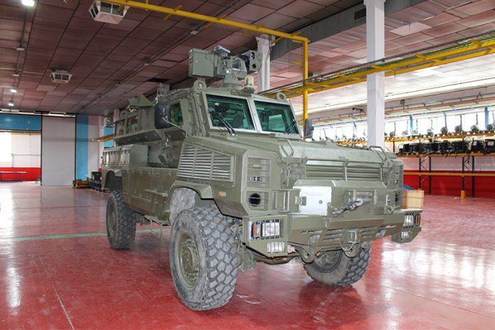 MRAP-RG-31