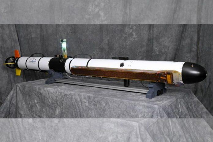 Northrop-Grumman-µSAS-L3Harris-UUV