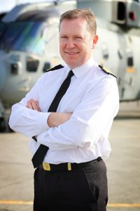 Rear Admiral Martin Connell