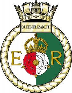 Elizabeth I Crest