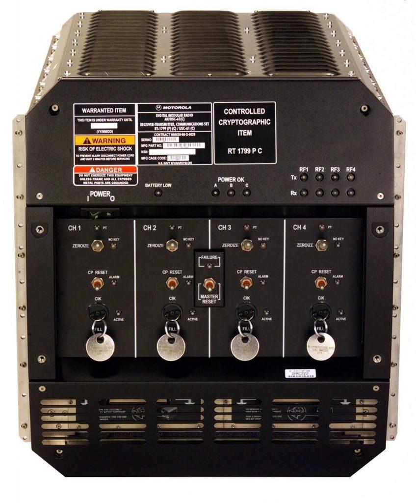 Digital Modular Radio
