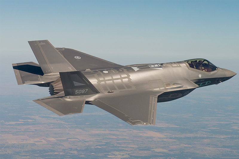 Norway-F35A