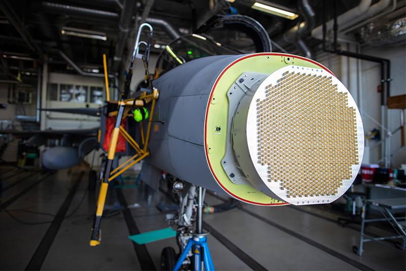 Saab-X-band-AESA-Radar