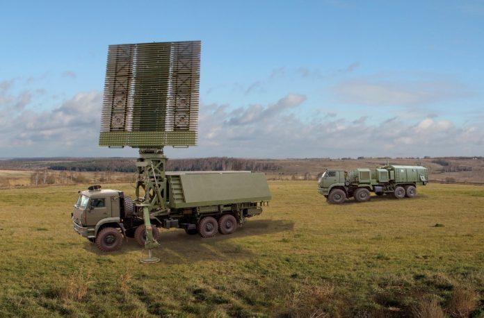 The 59N6-ТЕ radar