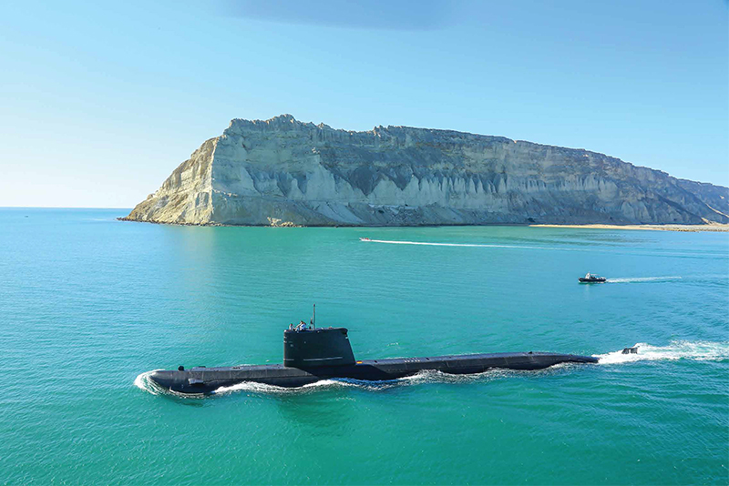 Pakistan-Navy-Submarine