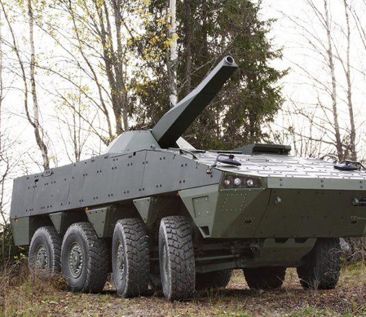 Patria-Nemo-Mortar-System