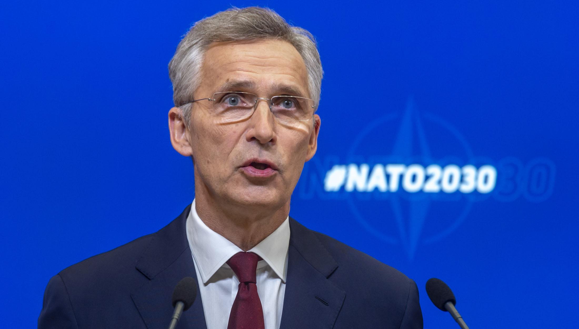 NATO Secretary General launches NATO 2030