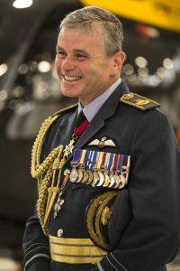Air Marshal Andrew Turner