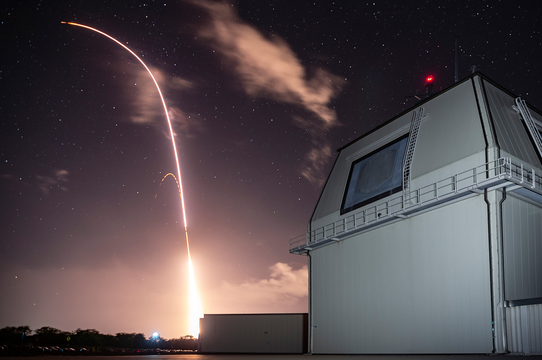 Missile Defence Test Complex Hawaii