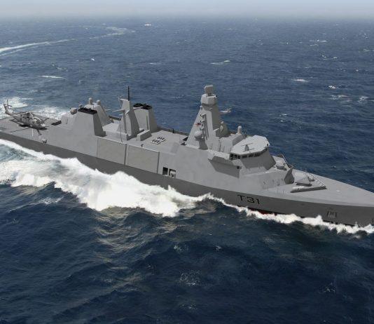 Type 31 Frigates