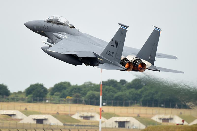 USAF-North-Sea