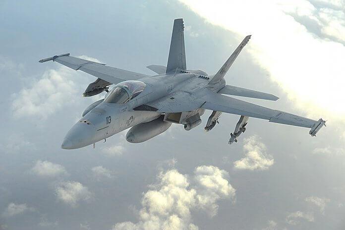 F-18-Super-Hornet