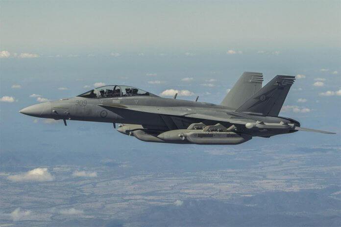 EA-18G-RAAF