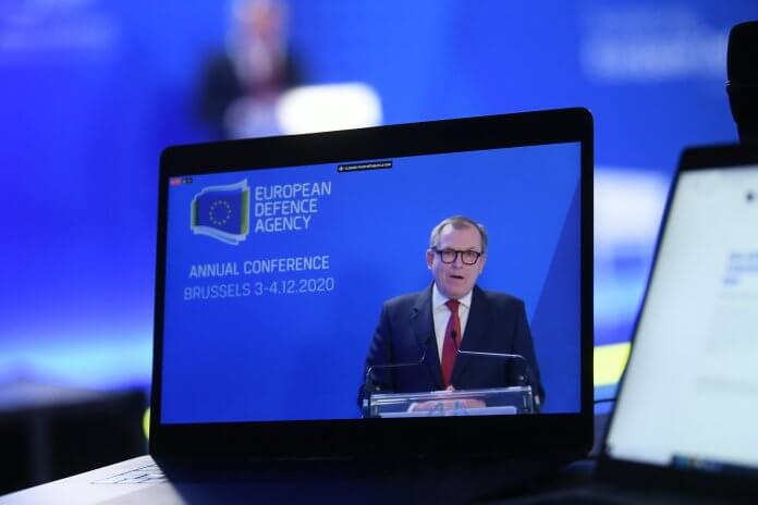 Jiří Šedivý, Chief Executive, European Defence Agency